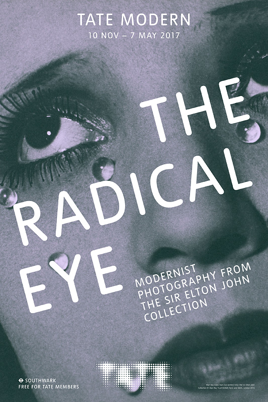 Tate Modern presents The Radical Eye: Modernist photography from the Sir Elton John Collection.