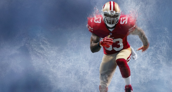 Navarro Bowman San Francisco 49ers - Nike American Football NFL Team Kit